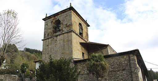 Church of San Bartolomé