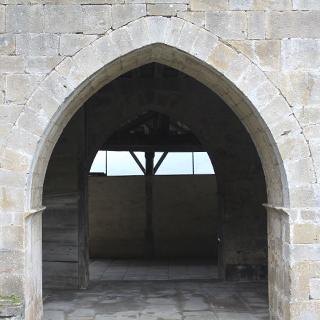 Itsasoko elizatariko arku gotikoak