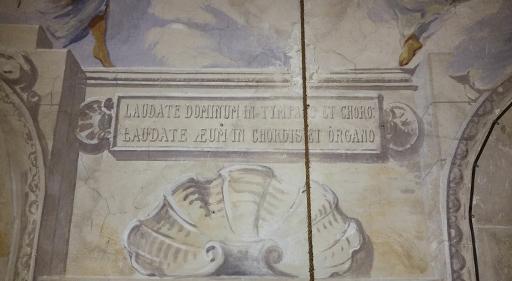 Pablo Uranga Itsasoko elizako margolanak
