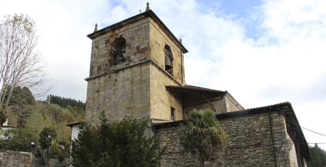 Itsasoko San Bartolome eliza