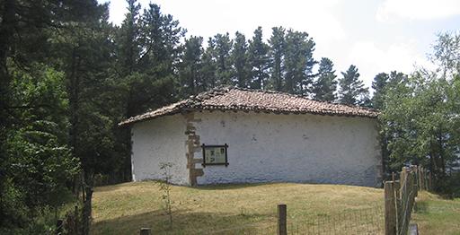 Itsasoko San Lorentzo ermita