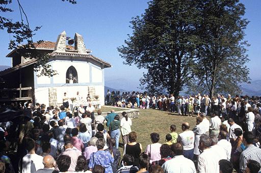 El día de Kizkitza en 1991
