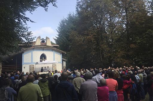 Celebrando el día de Kizkitza en 2017