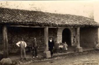 Itsasoko Alegiko Magdalena ermita 1927an