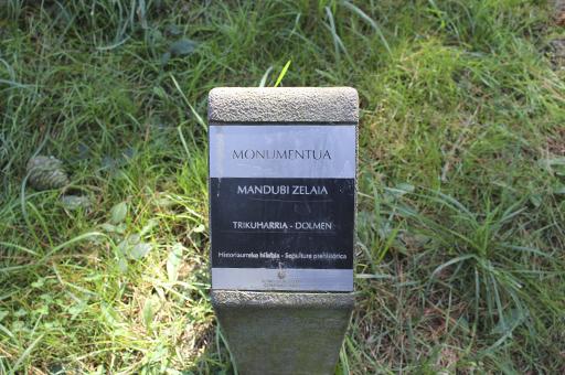 Done Jakue bidea Itsasotik: Mandubizelaia trikuharria