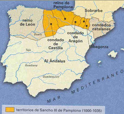 Reino de Pamplona 1000-1035