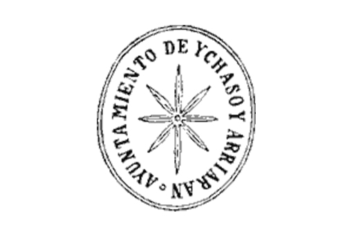 Ychaso y Arriaran 1692tik 1927ra erabilitako zigilua