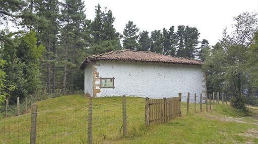 Hermitage of San Lorentzo in Itsaso