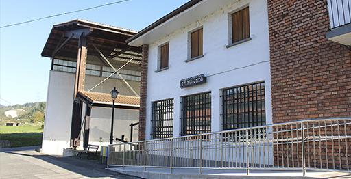 Zelaio-ondo gastronomical society in Alegia (Itsaso)