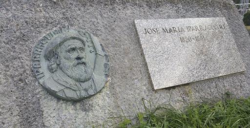Jose Mari Iparragirreren oroigarria